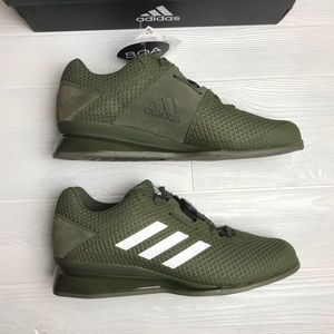 Adidas BOA Weightlifting Shoes